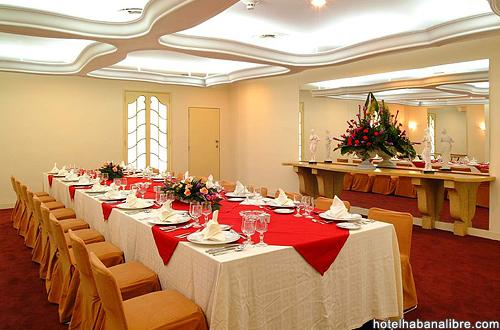 Hotel habana libre com salones de conferencias y eventos - Espejos para salones ...