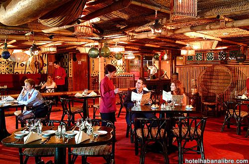 Havana Cafe Menu